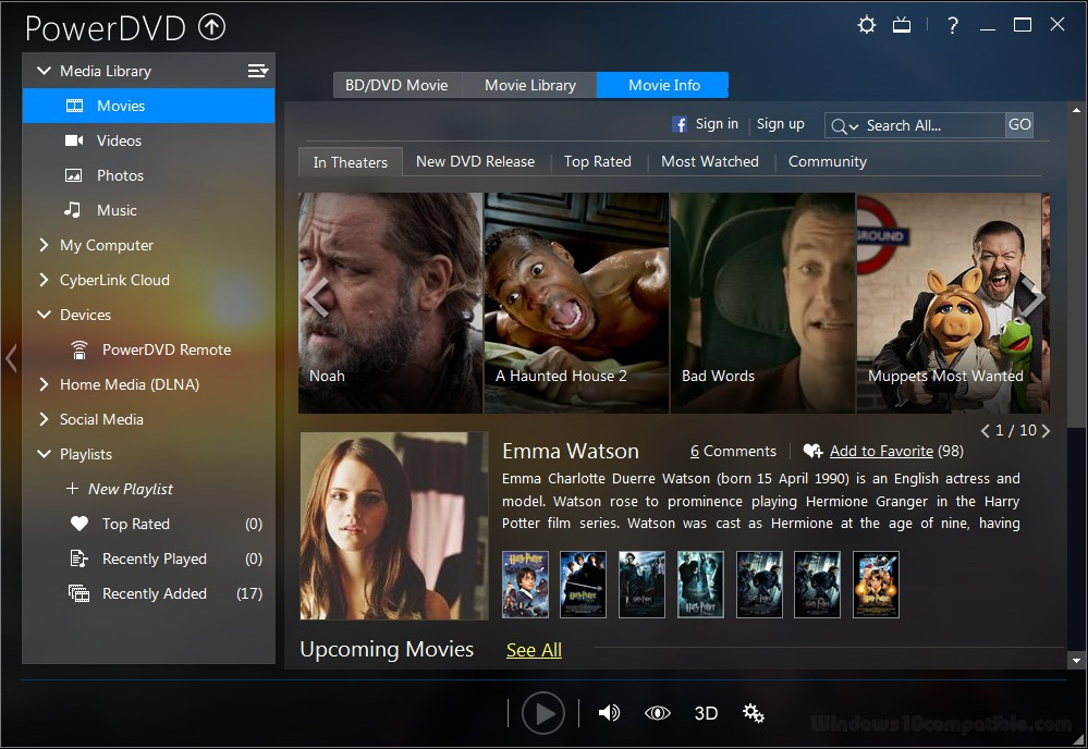 Windows media player for blu ray download